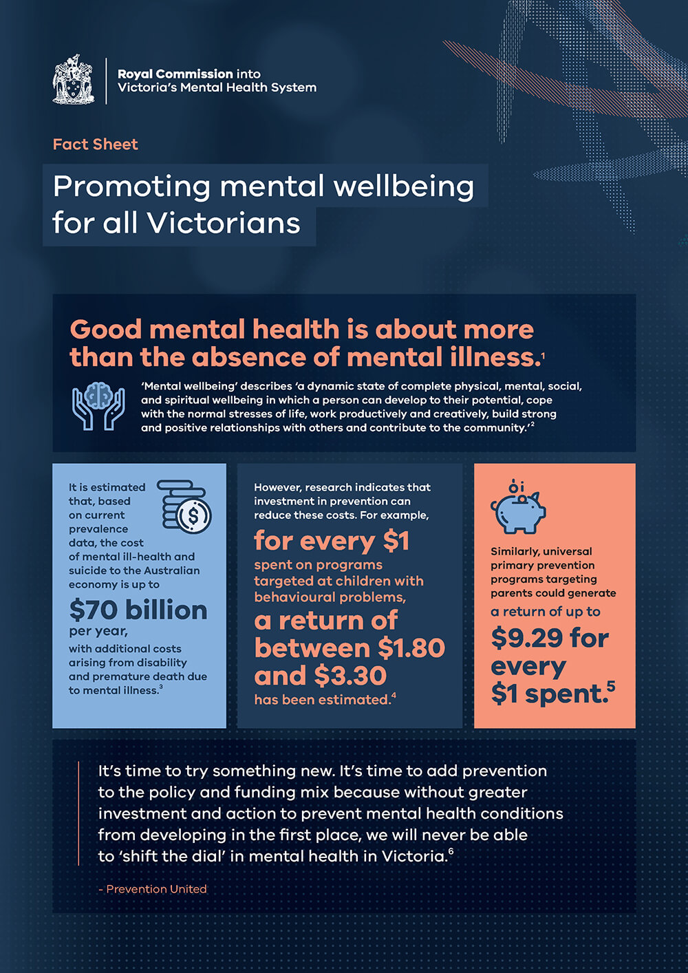 Download Promoting mental wellbeing for all Victorians