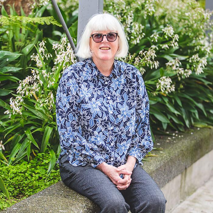 Mary O'Hagan MNZM